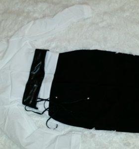 Новая юбка бондаж
