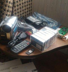 Видеокамера Sony DCR HC96E