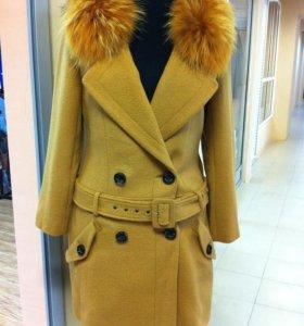 Пальто,новое, размер 44,46.