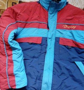 Куртка.для мальчика