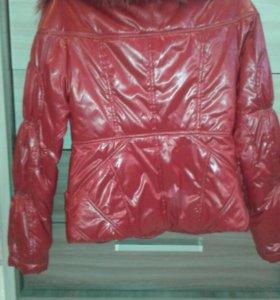Куртка зимняя одевалась несколько раз