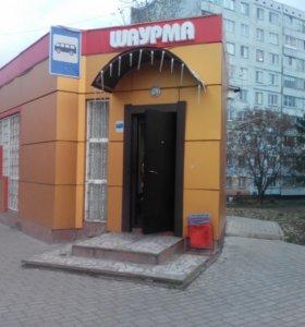 "Продам павильон "" ШАУРМА """