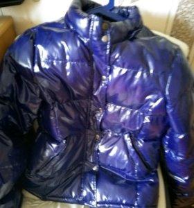 Куртка осень-зима 44-48 р.
