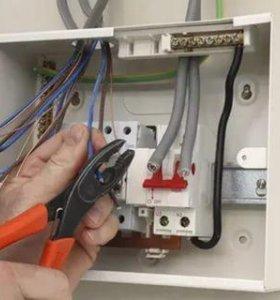 Помощь по сантехники и электрики