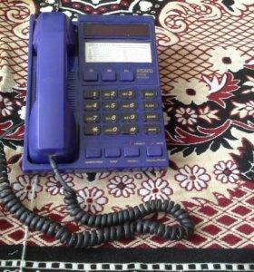 Стационарный телефон с авто определителем номера .