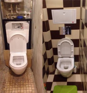 Ремонт ванн комнат,монтаж сантехники ,отопления