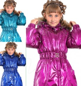 Зимняя куртка до -25 С
