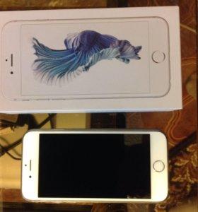 Айфон 6s 16 Гбайт