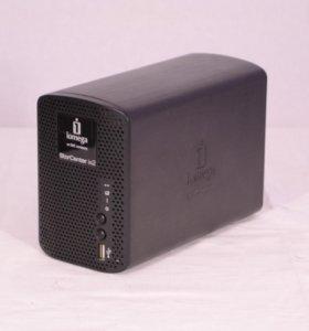 Сетевой диск Iomega ix2-200