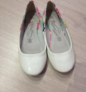 Обувь 2 пары