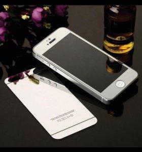 Защитные стекла на айфон, так же есть обычные