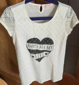 Блуза для беременных летняя