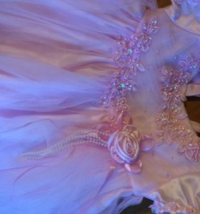 Детское праздничное платье