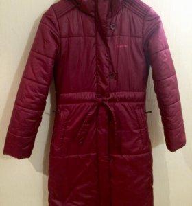 Пальто Reebok зимнее срочно продаю!!