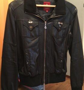 Куртка кож зам -1000₽.Пальто женское-1800₽