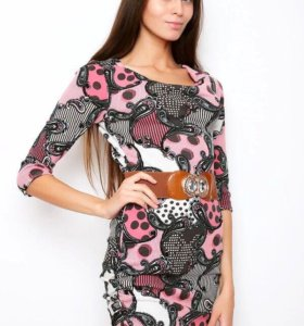 Новое тепленькое платье