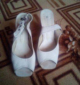 Чисто натуральные туфли