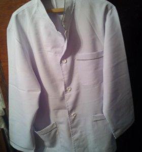 Пиджак поварской