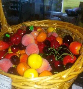 Фрукты, ягоды декоративные