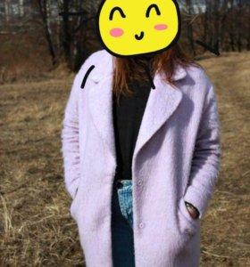 Пальто oversize Bershka