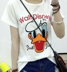 Футболка майка Donald Duck