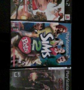 Игры на PS2  и  PS3