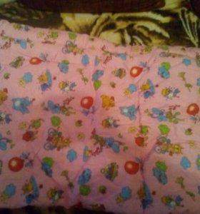 Продается детское одеяла новое
