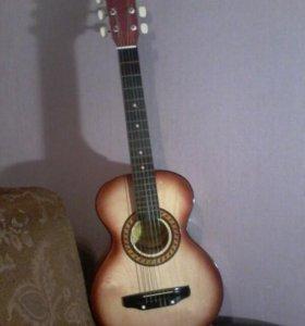 Гитара шестиструнная (три четверти) детская