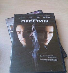 DvD диск Фильм Престиж