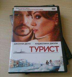 DVD диск Фильм Турист