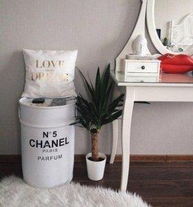 Бочка Chanel, промо-бочка, дизайнерская бочка