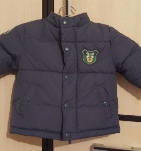 Куртка демисезонная детская 68-74