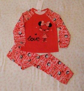 Новая пижама р.98 производство Белоруссия