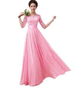 Платье вечернее,новое,размер 46—48