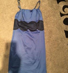 Элегантное платье р.44