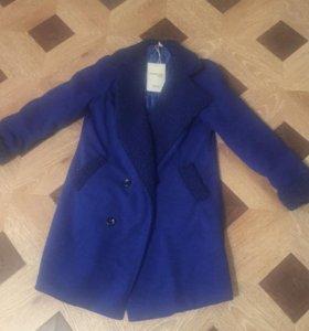 Новое укороченное пальто