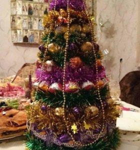 Новогодние сладкие елочки