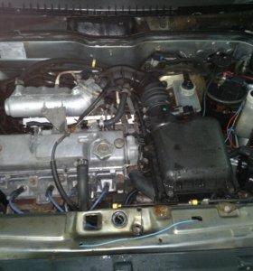 Двигатель ваз2109 инжектор