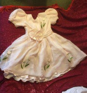Платье для маленькой феи.