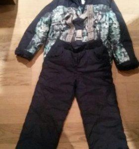 Зимний комплект куртка+брюки Аксарт
