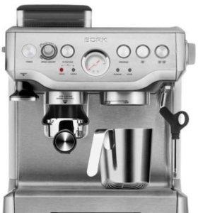 Кофейная станция bork C801 новая