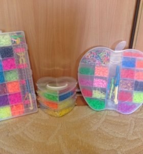 Наборы для плетения из резиночек