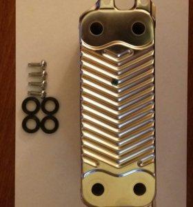 Теплообменник ГВС 35 пластин