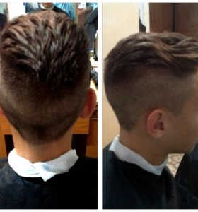 Дипломированный парикмахер