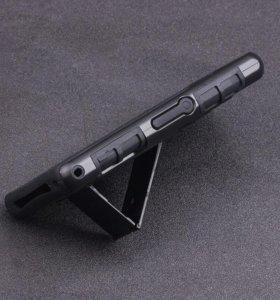 Чехол броня жёсткий для Sony Xperia z1 compact, +7
