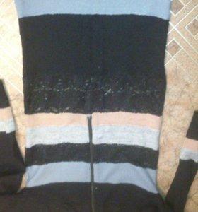 Платье- тунике- фирменная