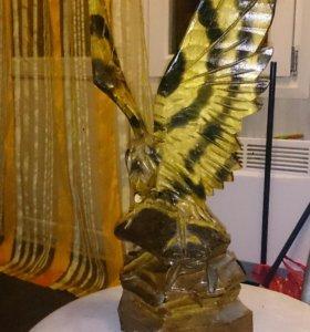 Деревянный орел