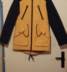 Куртка (парка) осенняя