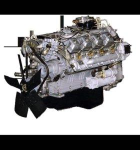 Двигатель 740 Камаз с КПП