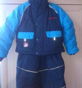 Комбинезон+ куртка
